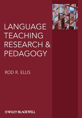 book cover of Language Teaching Research and Language Pedagogy