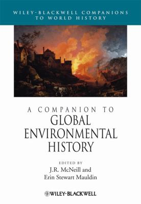 Book Cover : A Companion to Global Environmental History