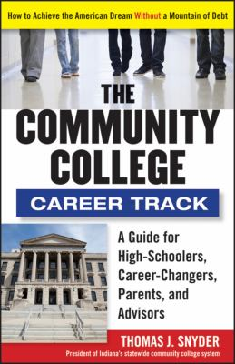 Community College Career Track cover art
