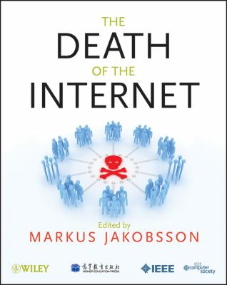 book cover: The Death of the Internet