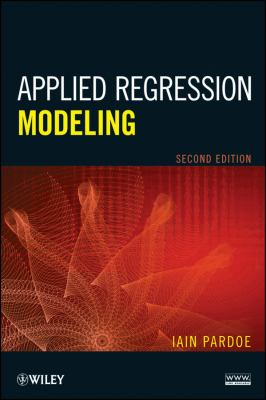 book cover: Applied Regression Modeling
