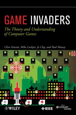 book covers: Game Invaders