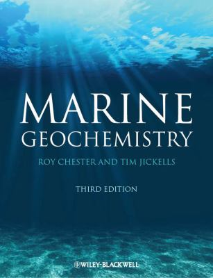 Book Cover : Marine Geochemistry
