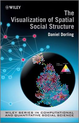Book Cover : the Visualizationn of spatial social structure