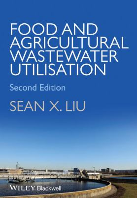 Book Cover: Food and Agrucultural Wastewater Utilization and Treatment