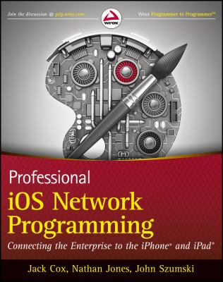 book cover  Professional iOS Network Programming