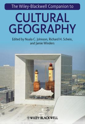 Book Cover : The Wiley-Blackwell Companion to Cultural Geography