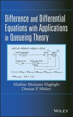 book cover: Difference and Differential Equations with Applications in Queueing Theory