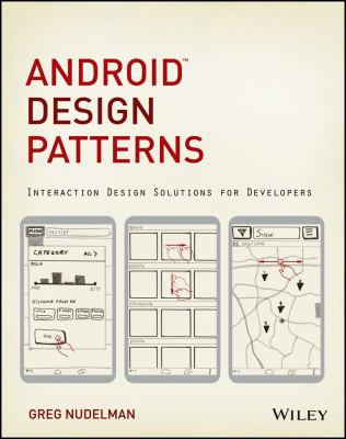 book cover: Android Design Patterns