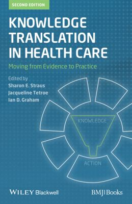cover image of Knowledge Translation in Health Care