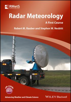 Book Cover : Radar Meteorology