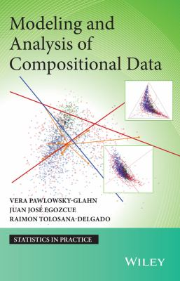 book cover: Modeling and Analysis of Compositional Data