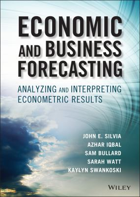 Economic and Business Forecasting - Opens in a new window