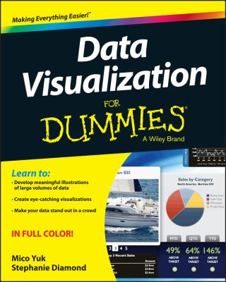 book cover: Data Visualization for Dummies