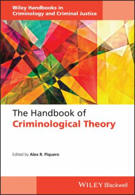 The Handbook of Criminological Theory Cover