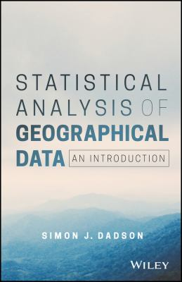 Statistical Analysis of Geographical Data - Opens in a new window