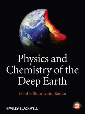Book Cover : Physics and Chemistry of the Deep Earth