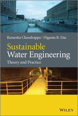 book cover: Sustainable Water Engineering