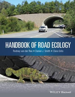 Book Cover: Handbook of Road Ecology