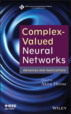 book cover: Complex-Valued Neural Networks