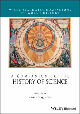 Book Cover : A Companion to the History of Science