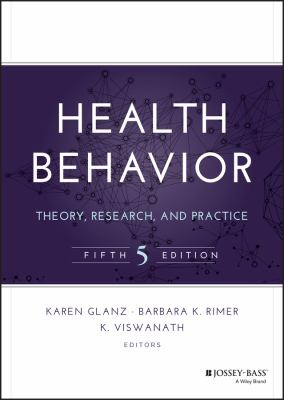 Book cover for Health Behavior