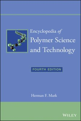 Cover art for Encyclopedia of Polymer Science and Technology