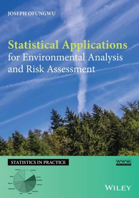 book cover: Statistical Applications for Environmental Analysis and Risk Assessment