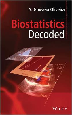 Book cover: Biostatistics Decoded