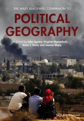 Book Cover : The Wiley Blackwell Companion to Political Geography