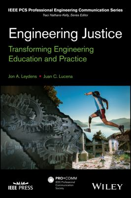 book cover: Engineering Justice