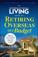 International Living- Retiring Overseas book cover