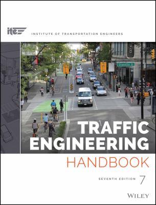 Book Cover: Traffic Engineering Handbook