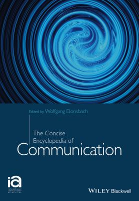 Cover of The Concise Encyclopedia of Communication