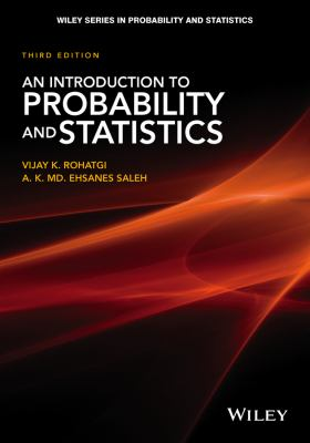 book covers: An Introduction to Probability and Statistics