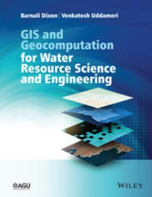 Book Cover: GIS and Geocomputation for water resource science and engineering