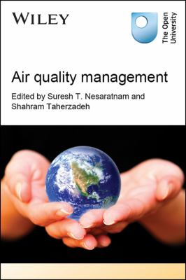 book cover: Air Quality Management