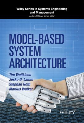 book cover: Model-Based System Architecture