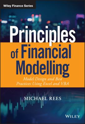 book cover: Principles of Financial Modelling