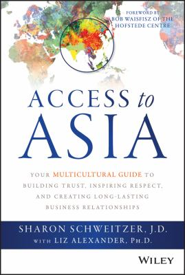 Book jacket for Access to Asia