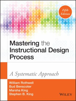 Book jacket for Mastering the Instructional Design Process: A Systematic Approach