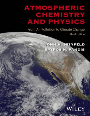 book cover: Atmospheric Chemistry and Physics