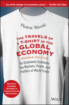 cover of The Travels of a T-Shirt in the Global Economy