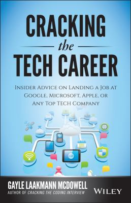 Cover - Cracking the Tech Career