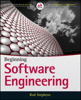 book cover: Beginning Software Engineering