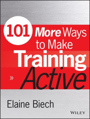 101 More Ways to Make Training Active cover