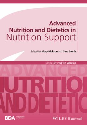 Advanced Nutrition and Dietetics in Nutrition Support Cover