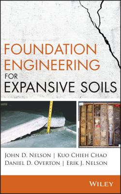 book cover: Foundation Engineering for Expansive Soils