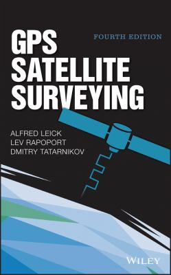 Book Cover: GPS Satellite Surveying