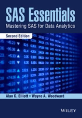 Book Cover Art for SAS Essentials